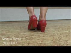 Zapateado 4 . Flamenco - YouTube