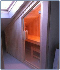 :: Zoki :: saunas, outdoor saunas, infra red saunas, infrared saunas, home sauna… Sauna Infrarouge, Sauna Room, Infra Sauna, Basement Sauna, Home Infrared Sauna, Home Spa Room, Indoor Sauna, Loft Bathroom, Bathrooms