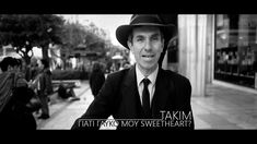 TAKIM-Γιατί Γλυκό Μου Sweetheart? [OFFICIAL VIDEO] Greek Music, Cowboy Hats, The Balm, Songs, Song Books