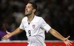 DEMPSEY, Clint | Midfield | Tottenham Hotspur (ENG) | @clint_dempsey | Click on photo to view skills