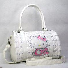 2a79ae0c4 New Hellokitty Pu Leather Hand Shoulder Shopping Purse Bag Fashion Handbags,  Leather Shoulder Bag,