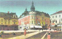 Cluj - Hotel New-York - antebelica Budapest Hungary, Vintage Photographs, Postcards, Taj Mahal, Culture, York, History, Country, Building