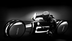 Zero Moto – Concept of High-Speed Electric Motorcycle