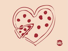 Pizza is my boyfriend ❤ My Boyfriend, Hello Kitty, Romance, Posters, Tips, Fictional Characters, Design, Love Messages, Romanticism