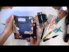 scrapbooking Tutorial - How to make an expanding envelope - this is a great way to make expanding envelopes.  I have made two of them using this formula and they turn out great.