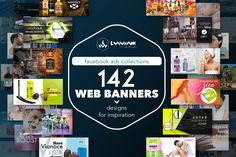 """Check out my @Behance project: """"142 Ads Banners Bundle"""" https://www.behance.net/gallery/62487161/142-Ads-Banners-Bundle"""