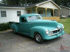 1946 Hudson Pickup Truck -Ratrod Photo