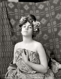Shorpy Historic Picture Archive :: Amorita: 1900 high-resolution photo