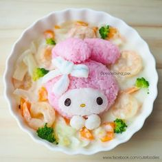 MY MELODY! | 11 Pokémon Rice Balls That Are Too Cute To Actually Eat