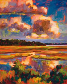 betty anglin smith paintings lowcountry | ... , Fine Art, Auction Records, Prices, Biography for Betty Anglin Smith