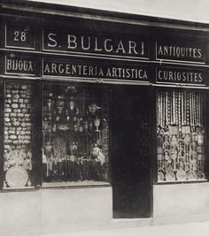 The Bulgari store at 28 via dei Condotti in Rome was the scene of furious fights and costly reconciliations between the sparring lovers Elizabeth Taylor and Richard Burton. Several glittering examples.