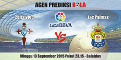 Prediksi Bola Celta Vigo vs Las Palmas 13 September 2015