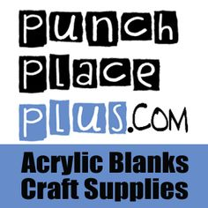 Great place to get inexpensive craft supplies especially for die cut machines like the for Silhouette - lots of acrylic blanks to decorate with vinyl, doll shirts for htv or rhinestones, headbands...rock bottom prices!