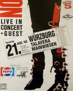 Maine, Michael Jackson Bad, Concerts
