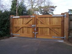 Like the tall privacy gate and hardware- paint it white though