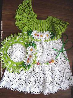 Crochet for baby girl