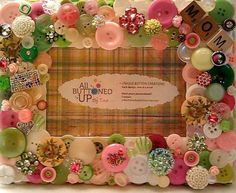 Handmade Mother's Day Ideas 2014. I want to make this to hopefully put our four generations photo in. Beautiful!!