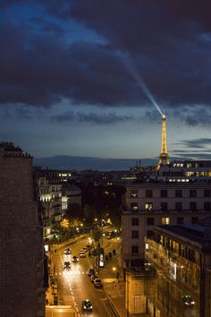 Paris is definitely at the top of the list of places to visit.