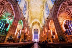 Inside Bath Abbey, Bath, Somerset, England by Joe Daniel Price on 500px