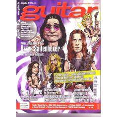 guitar Ausgabe 4/2011, 5,90 €