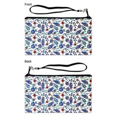 another distinctive Turkish floral pattern vintage style clutch bag CLICK TO BUY