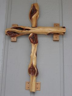 Check out these great diamond willow hiking sticks for - Exterior church crosses for sale ...