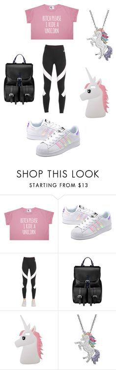 """""""Please!"""" by taco-lambert ❤ liked on Polyvore featuring adidas Originals, NIKE, Aspinal of London, Miss Selfridge and Artistique"""