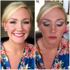 Top 5 makeup must have products for wedding day. #Bridesmaidmakeup. http://www.jennysuemakeup.com/2014/05/5-bridal-makeup-must-haves-for-your-big.html
