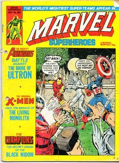Any Book, This Book, Charlie Horse, Marvel Women, Bruce Banner, Marvel Comic Books, Silver Surfer, Silver Age, Man Alive