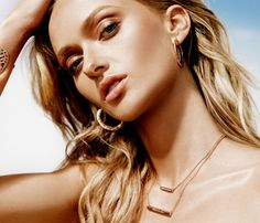 Nicole Fendel Discover Your Dreams Necklace in Rose Gold from The Style Merchant Stylish Jewelry, Discover Yourself, Dreaming Of You, Rose Gold, Dreams, Jewellery, Style, Swag, Jewelery