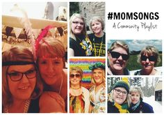 #MOMSONGS - A Community Playlist for Mother's Day | thegoodgroupie.com