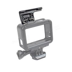 Plastic Back Door Clip Lock Buckle Snap Latch for Gopro Hero 5 Sportscamera Waterproof Housing Case