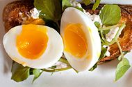 Ian Knauer's egg recipe