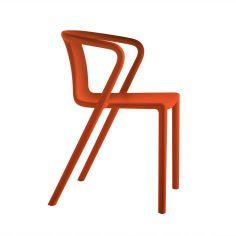 Magis Stuhl Air-Armchair, orange. #Magis #artvoll #TopMarke www.artvoll.de
