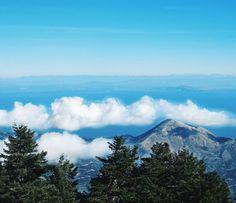 Mount Aenos Kefalonia Greece