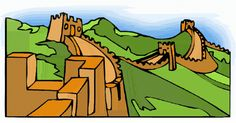 Great wall of china for kids