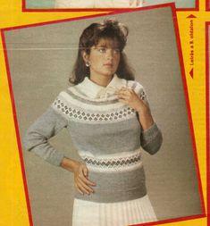 A legszebb magyar szupermodellek, topmodellek, sztármanökenek, manekenek, fotómodellek (RETRÓ): Kalmár Zita szupermodell Hungary, Vintage Fashion, Turtle Neck, Pullover, 1980s, Sweaters, Posters, Beauty, Dresses