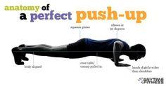 Perfect Push ups
