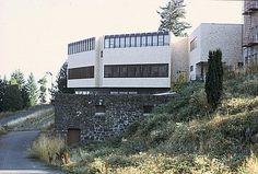 Mt. Angel Abbey Library | Alvar Aalto