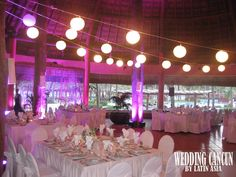 #eventslighting #decor #vintage #romantic #destinationwedding #weddingcancun by #latinasia