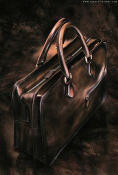 Elegance for Every Day - Berluti Venezia Bags - Luxury News from Luxury Insider