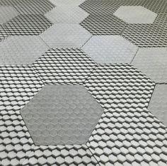 Heliot & Co - Hex tile