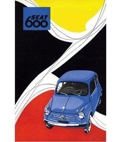 SEAT 600 Advert
