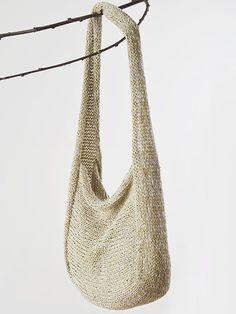 no pattern just inspiration - para hacer con bolsas o remeras recicladas