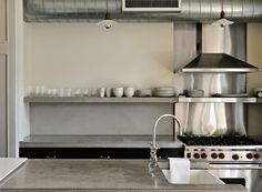 Jenna Lyon's kitchen