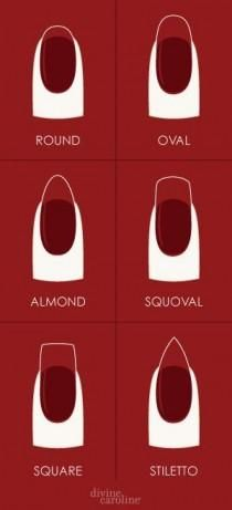 wedding photo - How To Shape Your Nails
