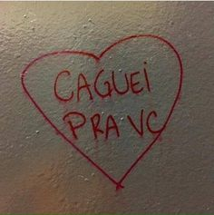 Caguei pra você! #frases Memes, Haha, Street Art, Mindfulness, Messages, Thoughts, Feelings, Cool Stuff, Funny