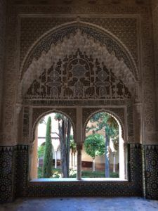 Travel to Andalusia, Spain with Jane Godman