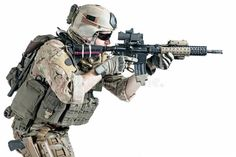 Military Special Forces, Military Police, Military Weapons, Infantry Marines, Us Ranger, Us Army Rangers, Assault Rifle, United States Army, Troops