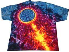 Cool Tie Dye Shirts Designs